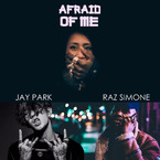 Raz Simone - Afraid Of Me ft. Jay Park Artwork