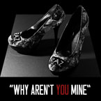 Raz Simone - Why Aren't You Mine Artwork