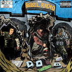 KRBL Rebel Radio - Dust Artwork