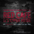 Red Cafe - G's Over Here Artwork