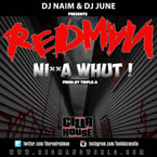 Redman - N*gga Whut Artwork