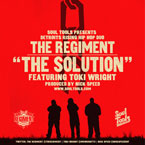 The Regiment ft. Toki Wright - The Solution Artwork