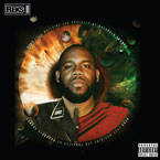 REKS x Hazardis Soundz ft. N.O.R.E. & Saigon - Garvey Artwork