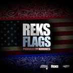 REKS - Flags Artwork