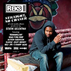 REKS ft. Action Bronson - Riggs & Murtaugh Artwork