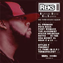 REKS ft. Styles P - Why Cry Artwork