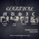 Rel!g!on ft. Ras Kass, Planet Asia, Jasiri X &amp; Torae - Classical Music Artwork
