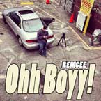 RemGee - Ohh Boy Artwork