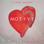 Richard Osborne ft. Ca$his & Mistah F.A.B. - Motive Artwork