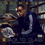 Rich Boy ft. Jue - Glasses In The Air Artwork