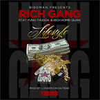 Birdman Presents Rich Gang ft. Young Thug & Rich Homie Quan - Lifestyle Artwork