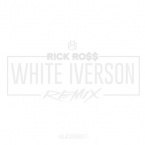 Post Malone - White Iverson (Remix) ft. Rick Ross Artwork