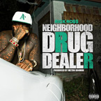 Rick Ross - Neighborhood Drug Dealer Artwork