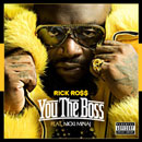 Rick Ross ft. Nicki Minaj - You The Boss Artwork
