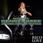 Rico Love ft. Future - He Got Money Artwork