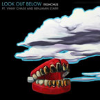 Righchus ft. Vinny Cha$e &amp; Benjamin Starr - Look Out Below Artwork
