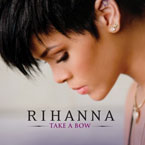 Rihanna - Take A Bow Artwork
