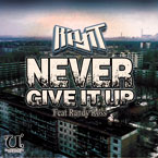 Ripynt ft. Randy Ross - Never Give It Up Artwork