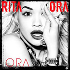 Rita Ora - Radioactive Artwork