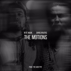 Rite Hook - The Motions ft. Chris Rivers Artwork