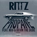 Rittz - Propane ft. MJG & Devin The Dude Artwork