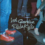 Rizzle Kicks - Lost Generation Artwork