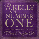 R. Kelly ft. T-Pain & Keyshia Cole - Number One (Remix) Artwork