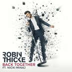 Robin Thicke - Back Together ft. Nicki Minaj Artwork