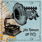 John Robinson & PVD ft. Sadat X & I.D. 4 Windz - Two Man Mob Artwork