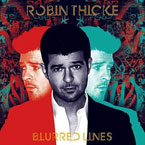 Robin Thicke - Take It Easy on Me Artwork