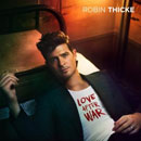 Robin Thicke - All Tied Up Artwork