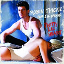 Robin Thicke ft. Lil Wayne - Pretty Lil' Heart Artwork