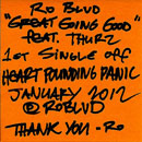 Ro Blvd ft. THURZ - Great Going Good Artwork
