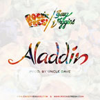 Casey Veggies & Rockie Fresh - Aladdin Artwork