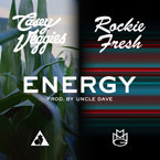 Rockie Fresh x Casey Veggies - Energy Artwork