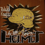 Rockwell Knuckles - Helmet Artwork