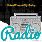 Rockwell Powers & DJ Phinisey - Radio Artwork