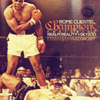 Rome Clientel ft. Realm Reality & Skyzoo - Champions Artwork