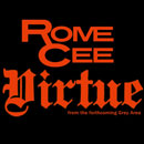 Rome Cee - Virtue Artwork