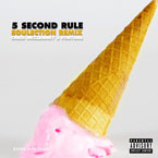 Rome Fortune - 5 Second Rule (Remix) Artwork