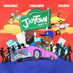 Romero Mosley ft. Terrace Martin & Tasia Monay - Welcome to Jamtown Pt. II Artwork