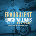 Roosh Williams ft. Bubba Sparxxx - Fraudulent Artwork