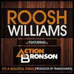 Roosh Williams ft. Action Bronson - Beautiful Thing Artwork