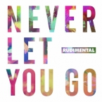 Rudimental - Never Let You Go Artwork