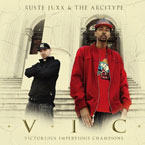 Ruste Juxx & The Arcitype ft. Sarah Miller - Stand Strong Artwork