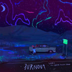Saba ft. Eryn Allen Kane - Burnout Artwork