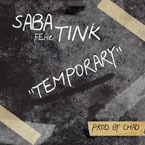 Saba - Temporary ft. Tink Artwork