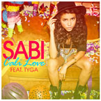 Sabi ft. Tyga - Cali Love Artwork