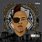 Sadat X ft. King T. - Slidin' Artwork