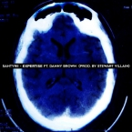 Sahtyre - Expertise ft. Danny Brown Artwork